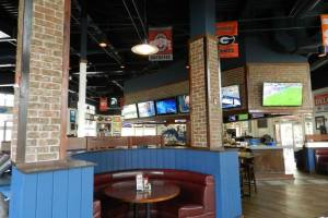 Wild Wing Cafe- Used Brick