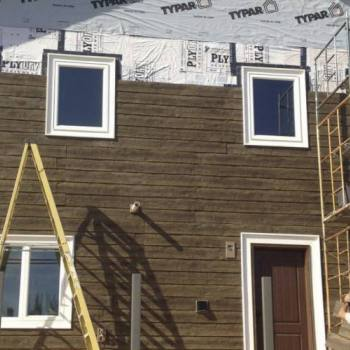 Ext Lap Siding