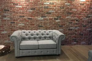 Accent Wall - Used Brick Old Town